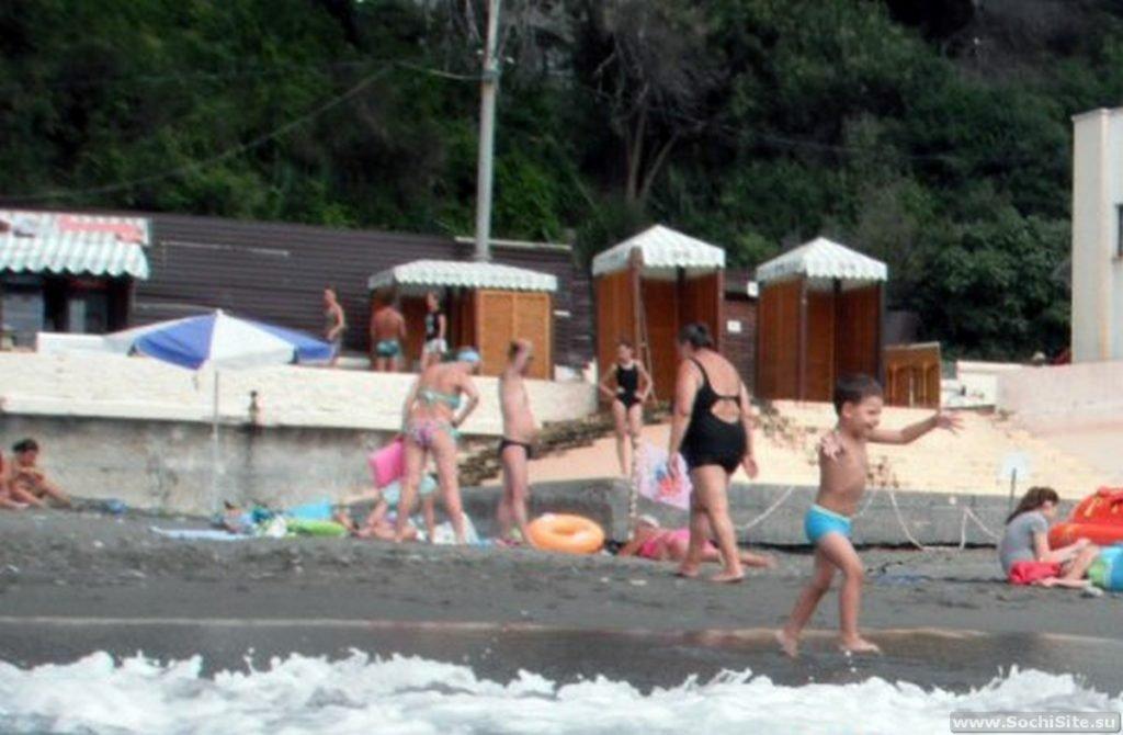 Пляж Альбатрос
