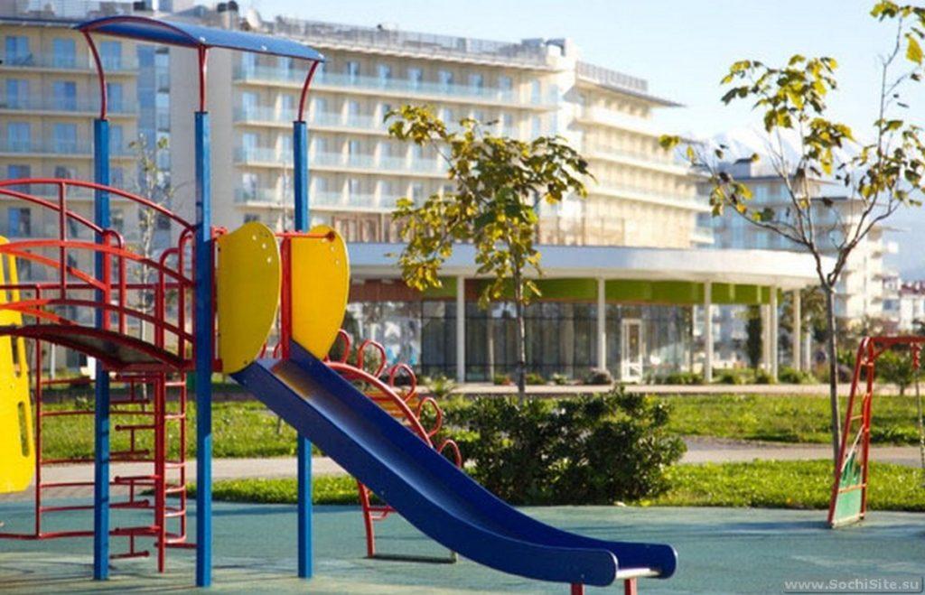 Детский клуб - Азимут отель Сочи
