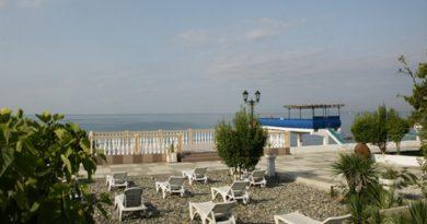 Пляж Эдем