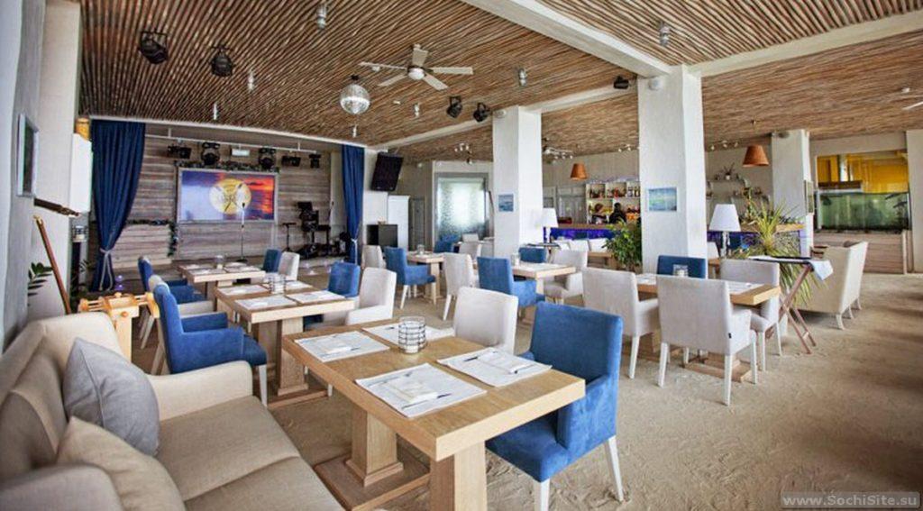 Ресторан Сан ремо Сочи