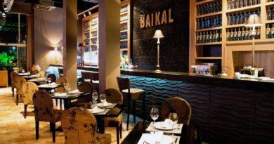 Ресторан Байкал Сочи