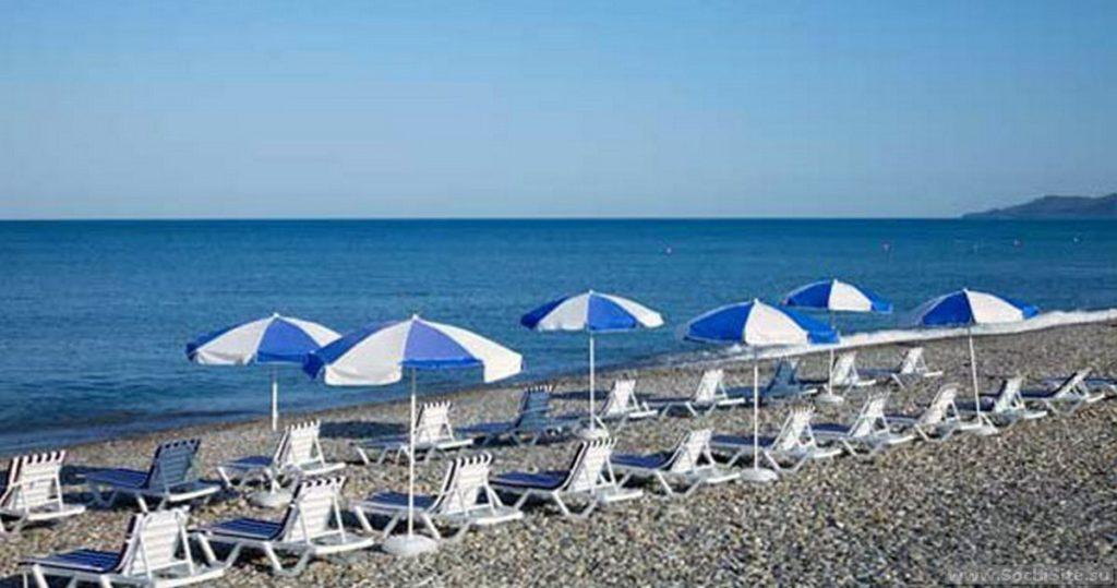 Звездный пляж Сочи