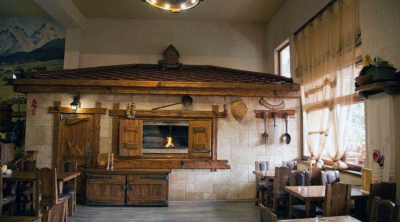 Кафе старый базар Сочи