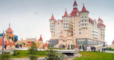 Гостиничный комплекс Богатырь Сочи