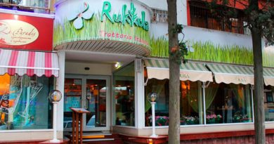 Ресторан Руккола Сочи