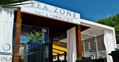 Ресторан SeaZone Сочи