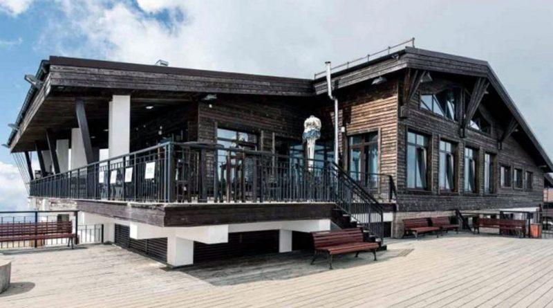 Ресторан Высота Роза Хутор