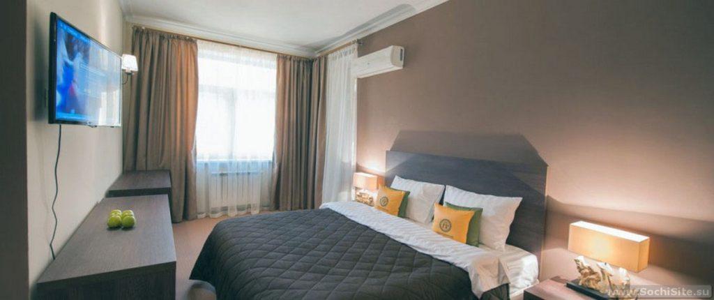 Горная резиденция Апарт отель
