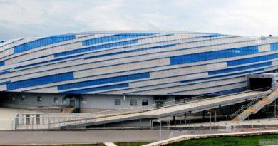 Ледовая арена Шайба в Сочи