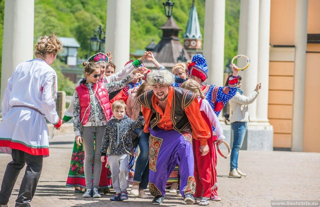 Культурно этнографический центр Моя Россия