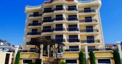 Отель Цитрус Сочи