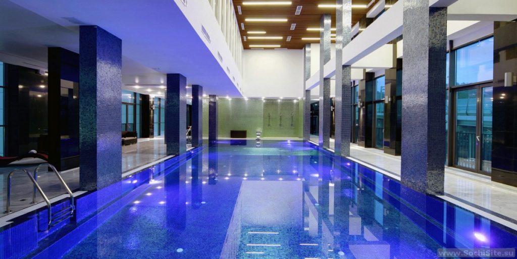 Отель Русские сезоны Сочи