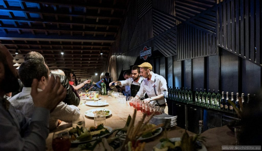 Ресторан Dom Сочи