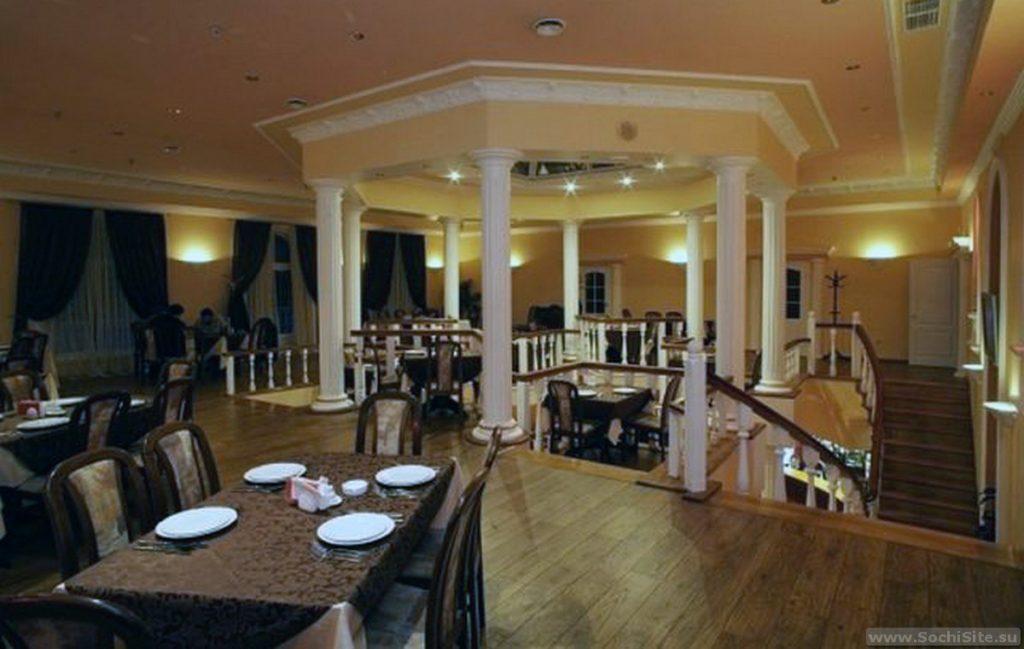 Ресторан Каньон Сочи