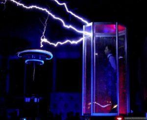 Электрический музей Николо теслы в Сочи - Тесла шоу