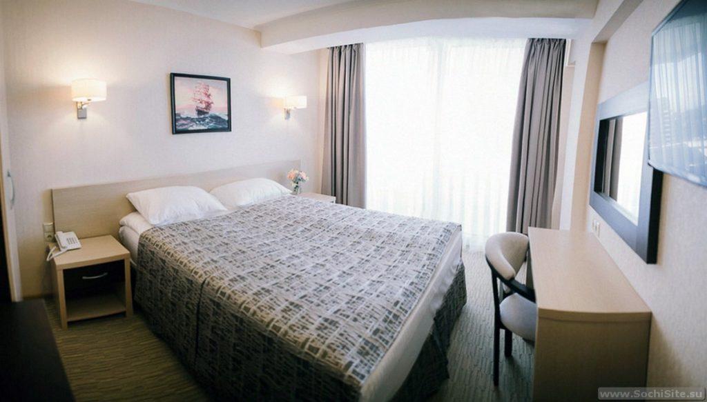 Отель Sea Galaxy Сочи - стандартный номер