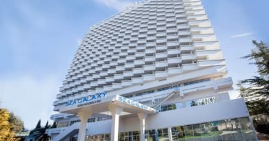 Отель Sea Galaxy Сочи
