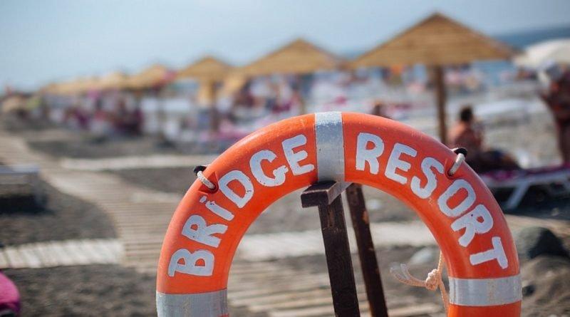 Пляж Бридж