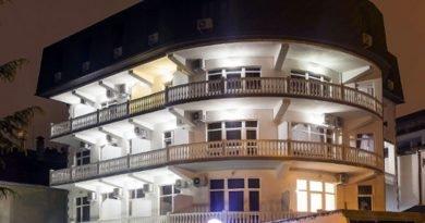 Отель Радуга-престиж Сочи