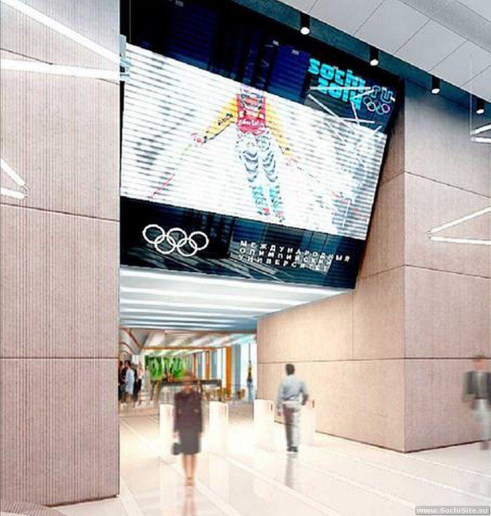 Российский международный Олимпийский университет