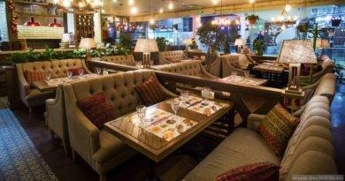 Ресторан Барбари Сочи