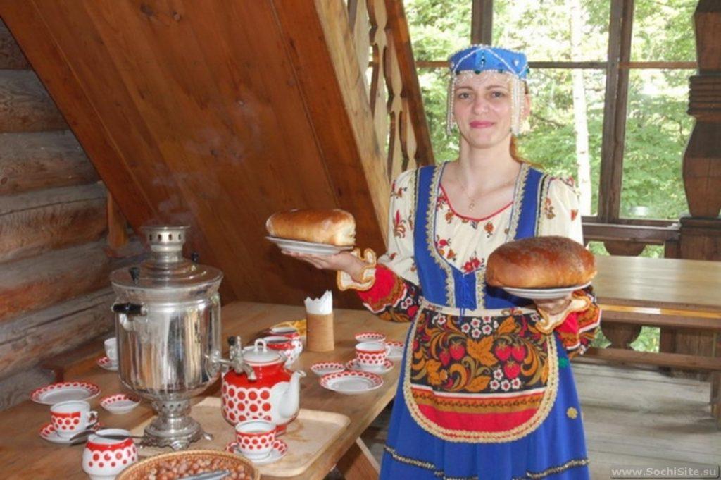Чайные домики Дагомыс