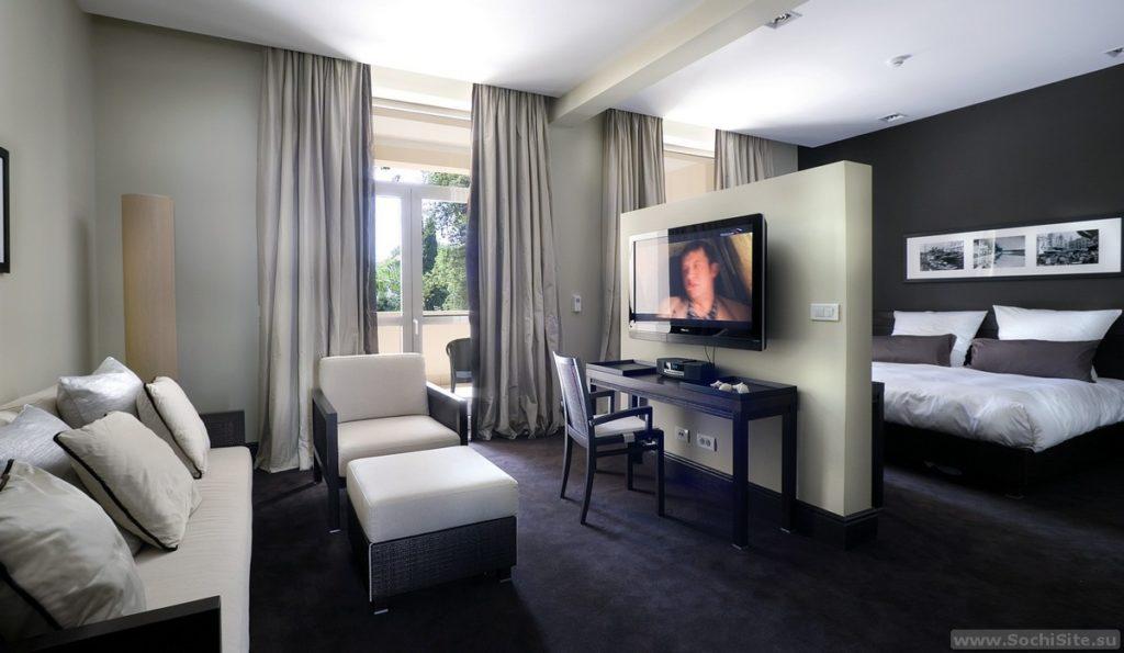 Отель Родина Сочи - фото номера