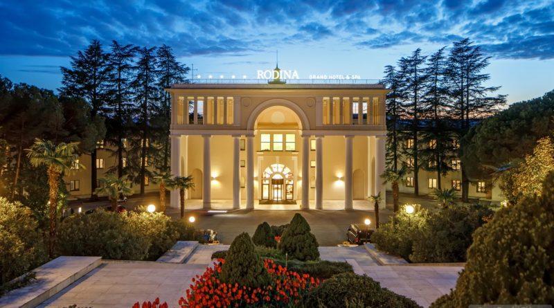Отель Родина Сочи