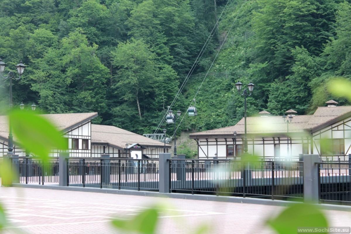 Какие парки есть в Сочи?