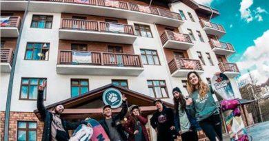 Отель Приют панды Сочи