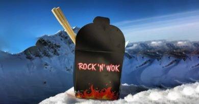 Кафе Rock'n'wok Красная поляна