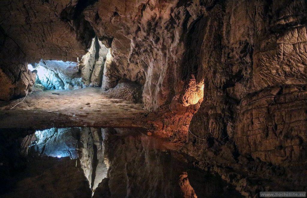 Воронцовская пещера в Сочи