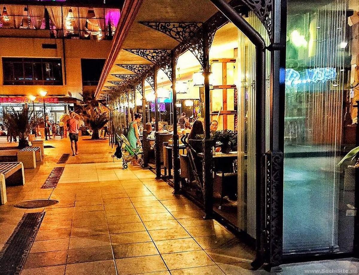 Ресторан Стари град Сочи (ТЦ Мандарин в Адлере)
