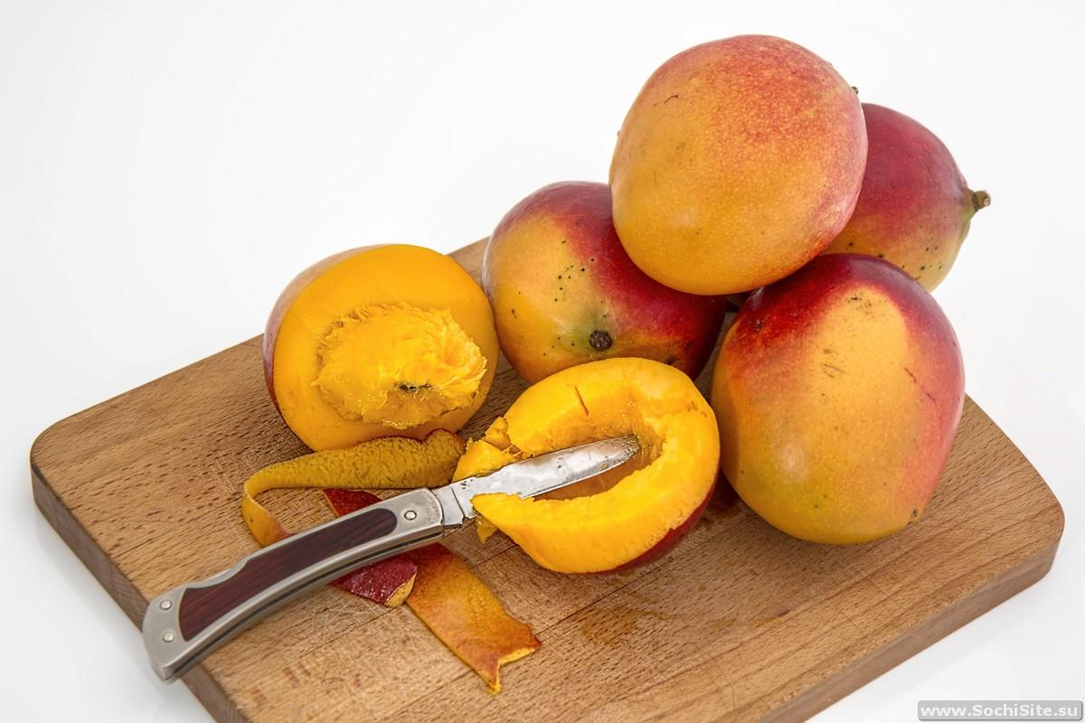 Какие фрукты в Сочи? Как купить местные фрукты