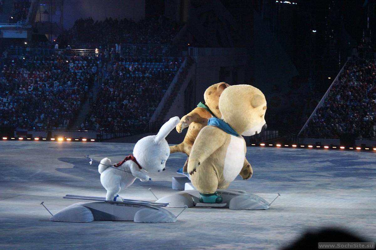 Зимние Олимпийские игры 2018 в Сочи