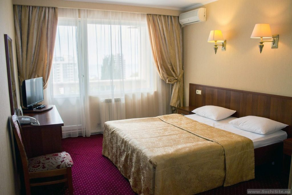 Отель Наири Сочи - номера