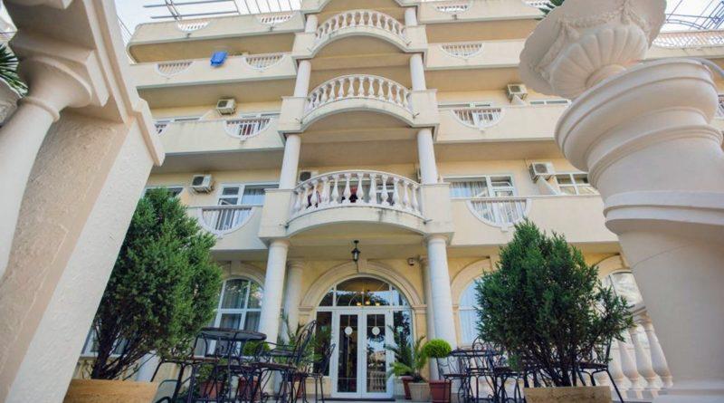 Отель Наири Сочи