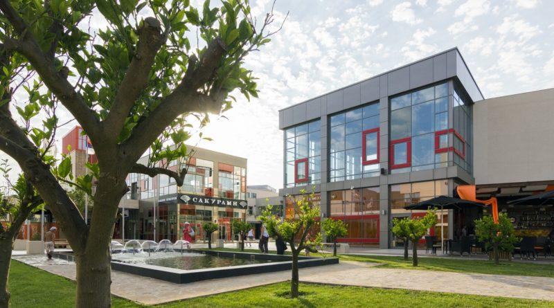 Торговый центр Мандарин