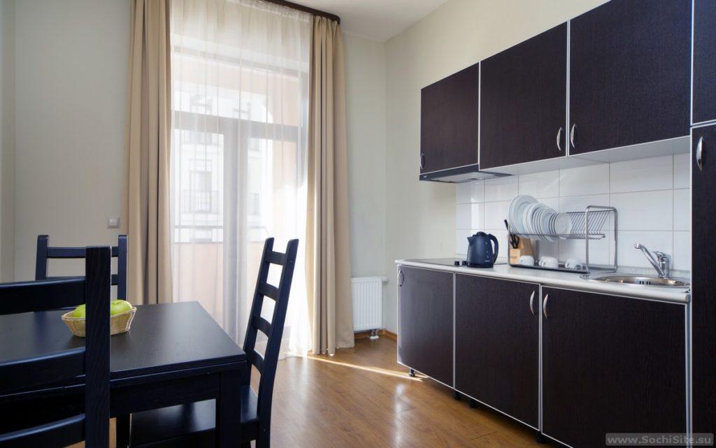 Апартаменты Valset от Azimut Роза Хутор