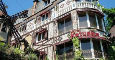 Гостиница Катюша в Сочи