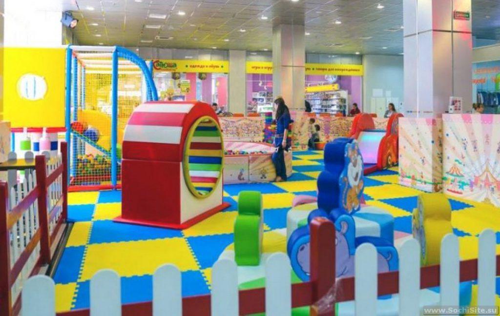 Детская комната в City plaza