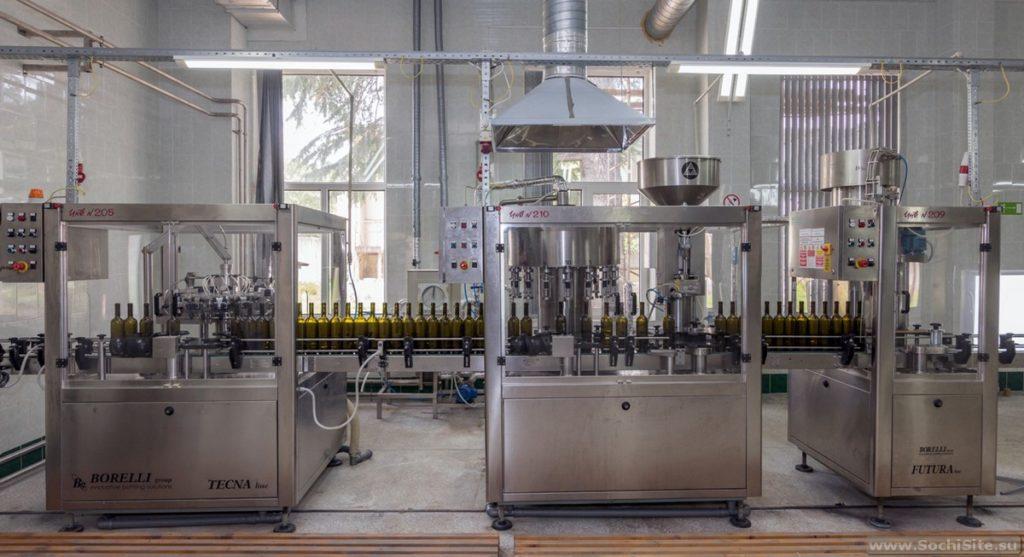 Оборудования винзавода