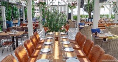 Ресторан Клево в Адлере