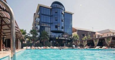 Отель Экодом в Адлере