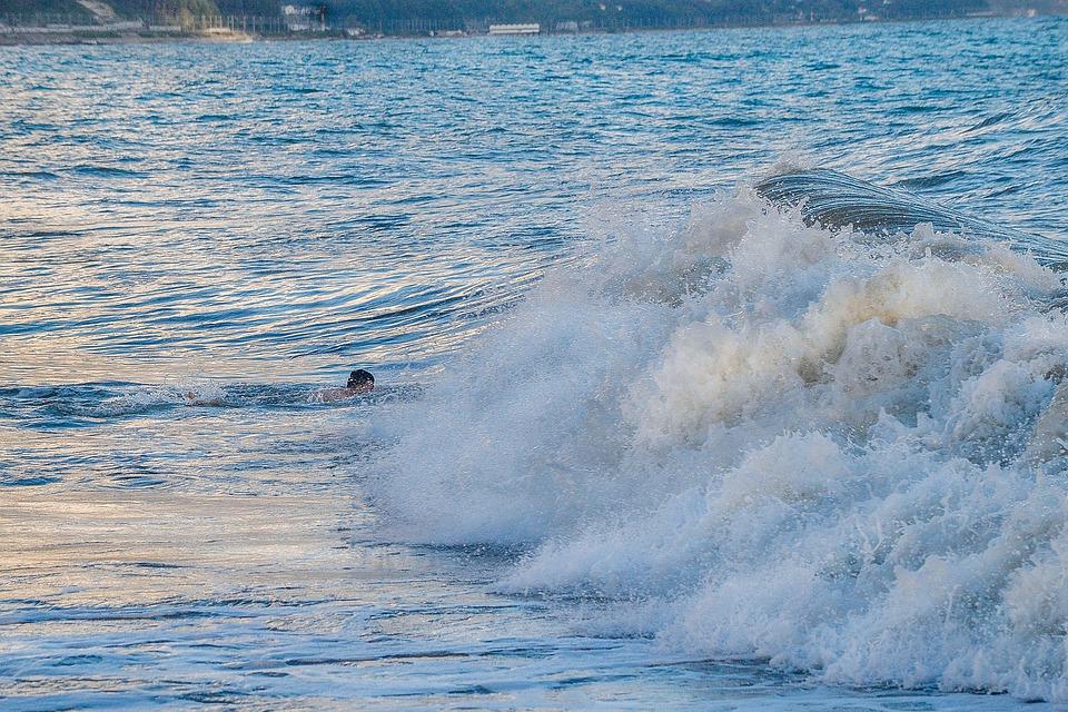 Море в Сочи